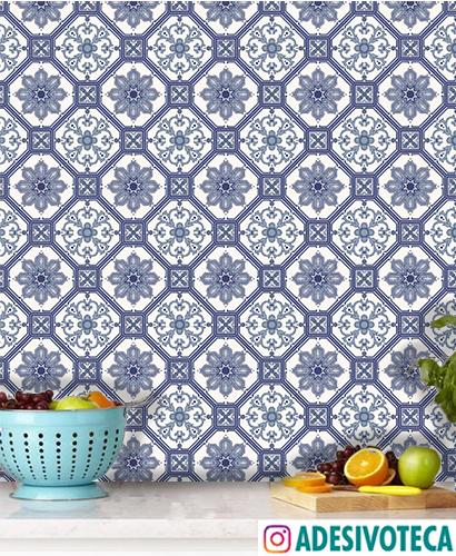 Adesivo Azulejo Mix Antonia