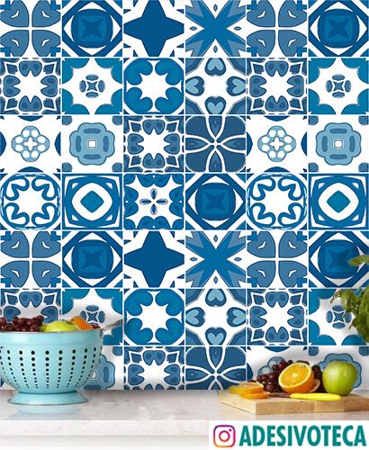 Adesivo Azulejo Mix Mariane