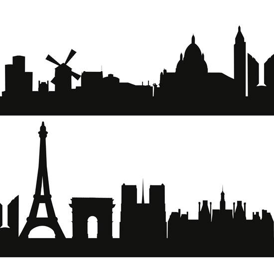 Cidades Paris Torre eiffel Adesivoteca Quarto, sala  ~ Adesivo De Parede Para Quarto Torre Eiffel